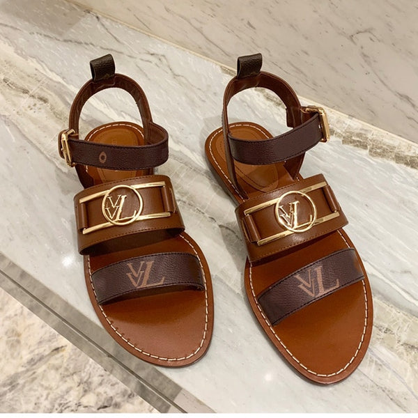 French Luxury Classic  Sandals