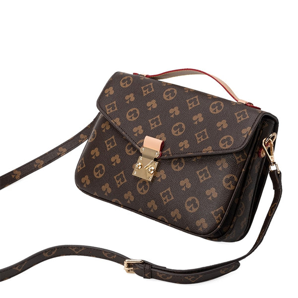 Aria Luxury Presbyopic Retro Messenger Bag