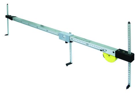 C-SRP-05-400 - Telescopic Tram Gauge - Collapsible Tram Gauge