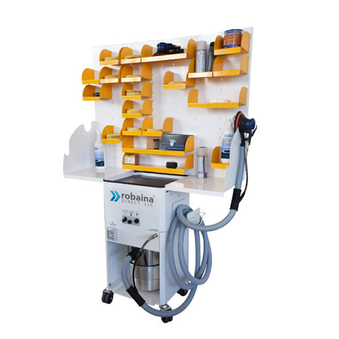 RD-VWS-M1FS vacuum sanding workstation by Robaina Direct LLC