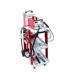 A-PRP-01-31871 - Single gas plastic welder - Trolley version