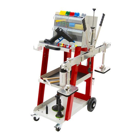 A-GPT-01-31465 - PDR Glue Pull Dent Repair Mobile Cart System Paintless Tools | Robaina Direct LLC