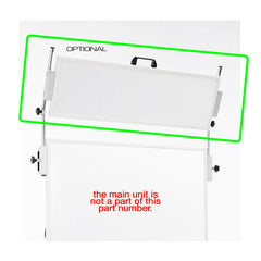 C-SRP-05-CADIF - quick drying infrared panel ACCESSORY