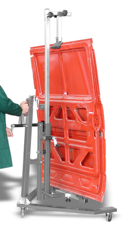C-PRC-05-311 - Portalight - Service Cart for Large Doors