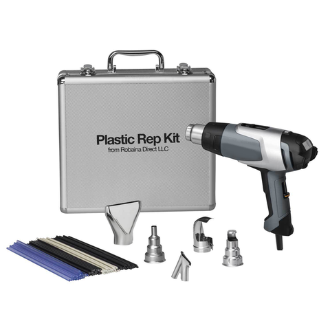 B-PWT-01-50002 - Digital Heat Gun Plastic Rep Kit - PolymixProducts.com