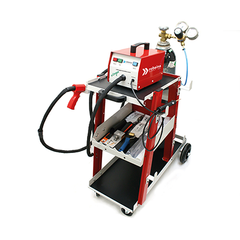 A-PRP-01-31872 - Dbl gas plastic welder - trolley version