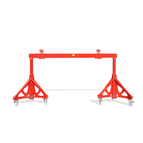 CARBENCH vehicle support stand system