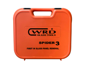 C-GRT-05-PB3 - Plastic Tool Case - plastic shell tool case with foam liner for WRD Spider 3 system
