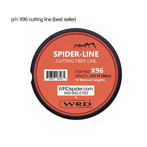 A-GRT-05-X96 - WRDspider® Line P/N X96 (replacement for SF-301 line)
