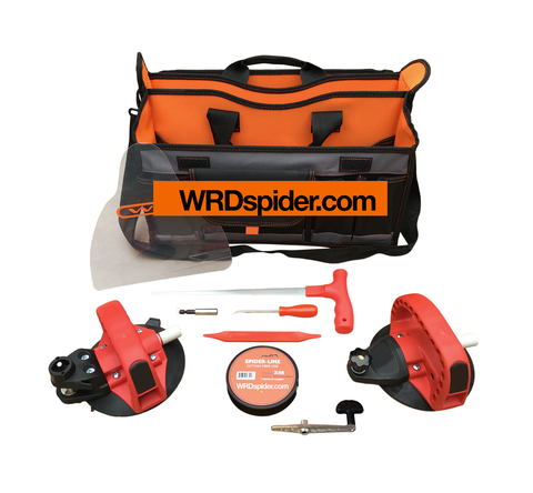 A-GRT-01-425KIT - WRDspider® Pro6 2-in-1  Glass Removal Kit
