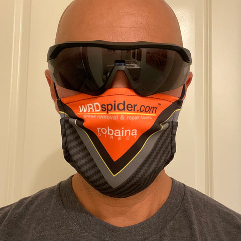 WRDspider® Face Mask