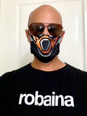 MOTOCROSS Face Mask by Robaina Direct