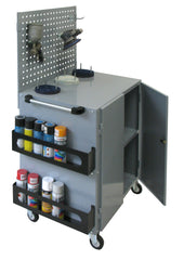 C-PRC-05-303R - New Disc Dispenser - Service Cart for Prep Area