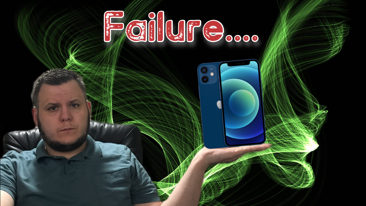 The iPhone 12 Mini's a failure here's why...