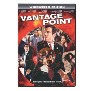 Vantage Point Widescreen Edition Dvd