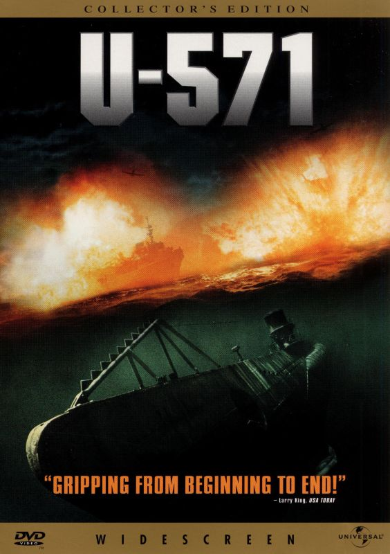 U-571 Collector'S Edition Widescreen Dvd