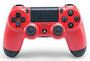 Official Sony PlayStation 4 PS4 Dualshock 4 Wireless Controller - Magma Red