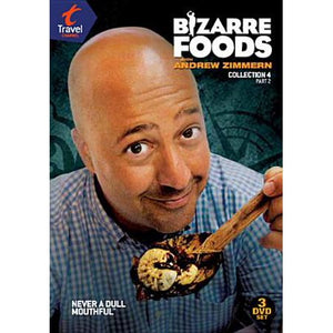 Bizzare Foods With Andrew Zimmern