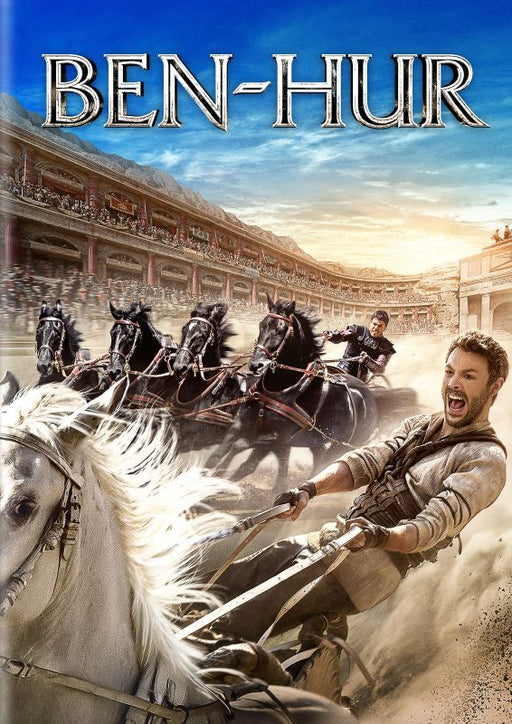 Ben-Hur [DVD] [2016] - Macs Plus More