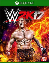 Load image into Gallery viewer, WWE 2K17 (Microsoft Xbox One, 2016)