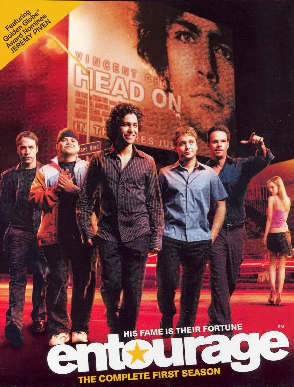 Entourage The Complete First Season