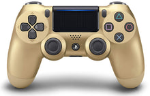 Load image into Gallery viewer, Official Sony PlayStation 4 PS4 Dualshock 4 Wireless Controller Gold