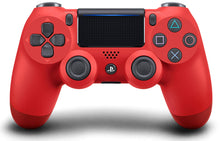 Load image into Gallery viewer, Official Sony PlayStation 4 PS4 Dualshock 4 Wireless Controller Magma Red