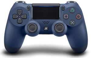 Official Sony PlayStation 4 PS4 Dualshock 4 Wireless Controller Midnight Blue