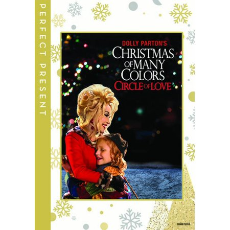Dolly Parton's Christmas of Many Colors Circle of Love - Macs Plus More