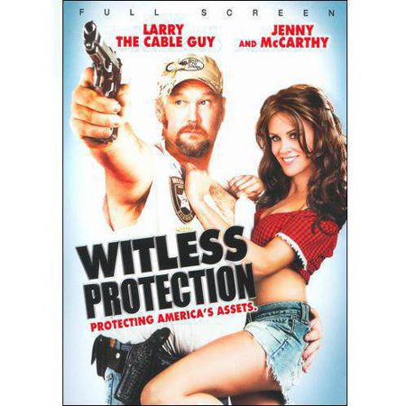Witless Protection Full Screen Dvd