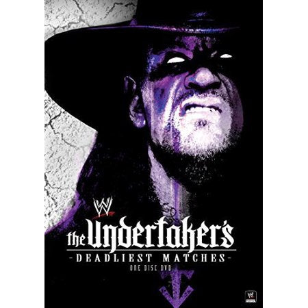 Wwe The Undertaker'S Deadliest Matches