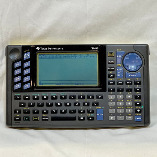 Texas Instruments TI-92 Graphing Calculator - Macs Plus More