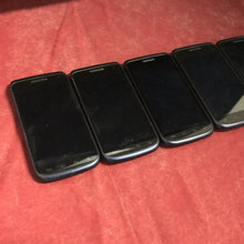 Load image into Gallery viewer, Wholesale Lot of 5 Samsung Exhibit SGH-T679 Deep Blue T-Mobile Smartphones