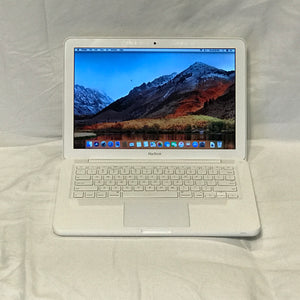 "Apple MacBook Mid 2010 13.3"" Intel Core 2 Duo 2.4 GHz 4 GB RAM 250 GB HDD"