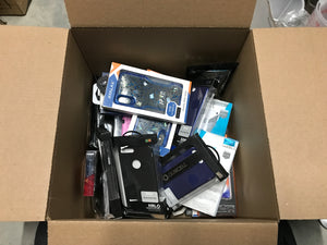 Lot of 35 Brand New iPhone Cell Phone Cases Ready for Resell Manifest List Included