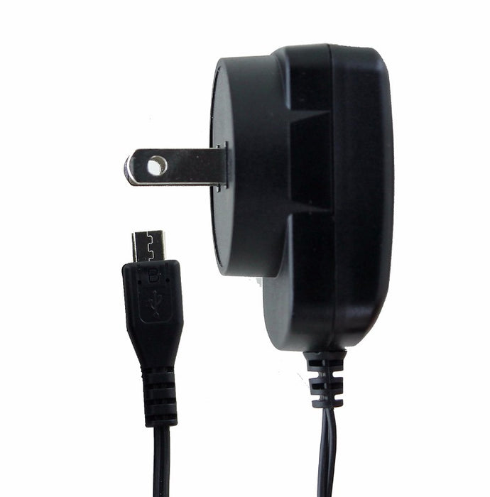 Alcatel (WUS550mA5V00 - 02 ) Wall Charger for Micro - USB Devices - Black - Macs Plus More