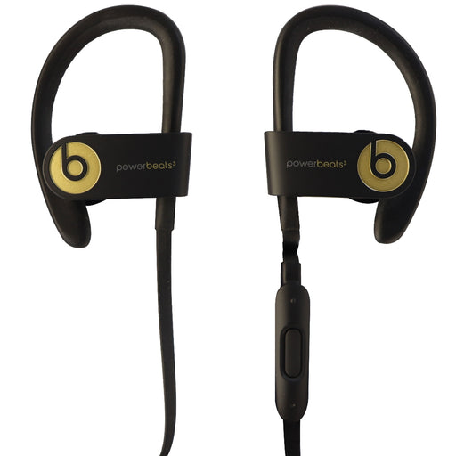 Beats by Dr. Dre Powerbeats 3 Wireless In-Ear Headphones - Trophy Gold MQFQ2LL/A - Macs Plus More