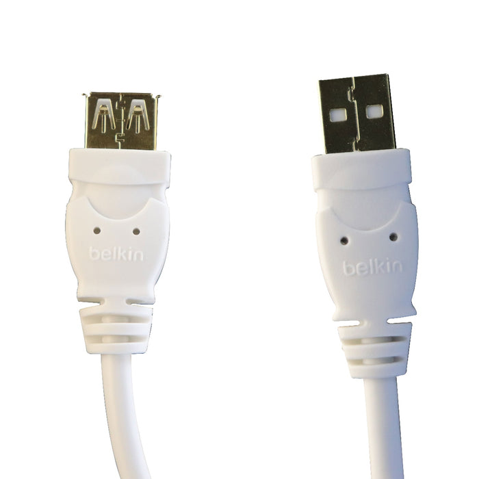 Belkin (HA154ZM/A ) Fast USB Extension Cable - White - Macs Plus More