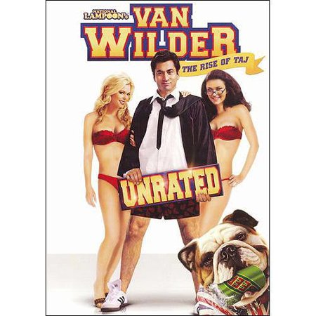 Van Wilder The Rise Of