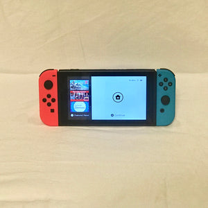 Nintendo Switch HAC-001 32GB Console with Red/Blue Joy‑Con