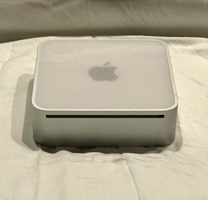 Apple Mac Mini A1283 2009 Core 2 Duo P8700 2.53 GHz 4GB 80GB HDD For PARTS