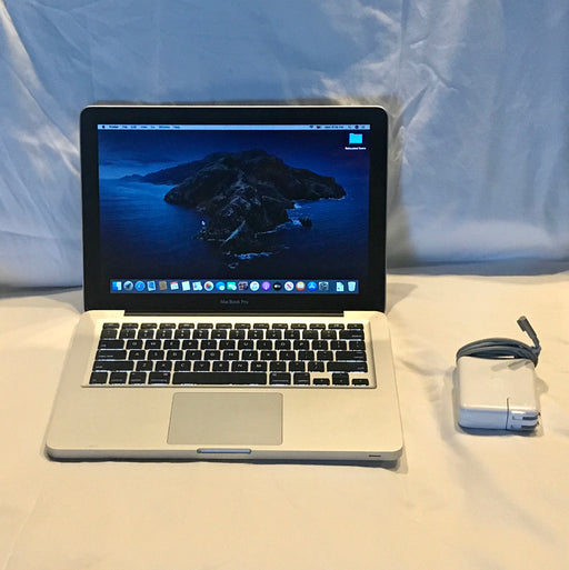 Apple MacBook Pro A1278 Core i5 2.5GHz 13-Inch Mid-2012 8GB RAM 500GB HDD - Macs Plus More