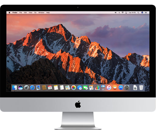 Apple iMac 27-Inch Intel i5 2.7 GHz (Mid 2011) 1TB Hard Drive 16GB Ram Desktop - Macs Plus More