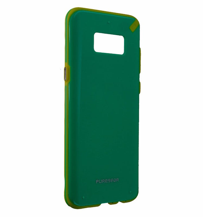 PureGear Slim Shell Series Protective Case Cover for Galaxy S8+ Plus - Green