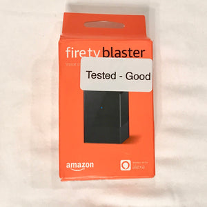 Amazon Fire TV Blaster (requires compatible Fire TV and Echo devices)