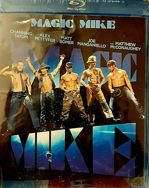 Magic Mike (Blu-Ray) (Walmart Exclusive)
