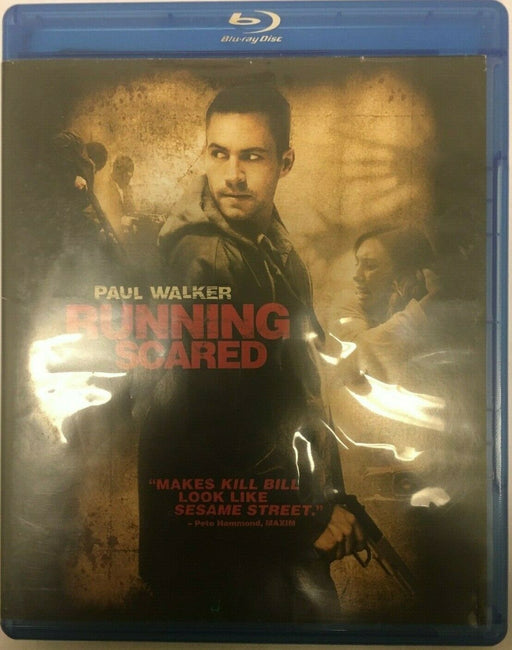 Running Scared (Blu-Ray, 2006) Paul