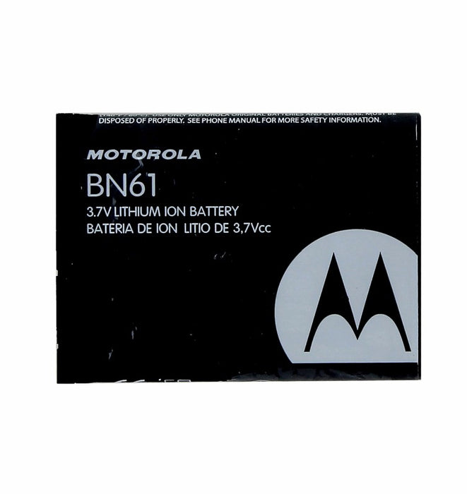 Motorola (950 mAh) OEM Battery (BN61 / SNN5832A) for W835 / Crush / Blaze - Macs Plus More
