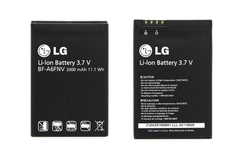LG Rechargeable (3,000mAh) OEM Battery for LG Revolution VS910 (BF-A6FNV)