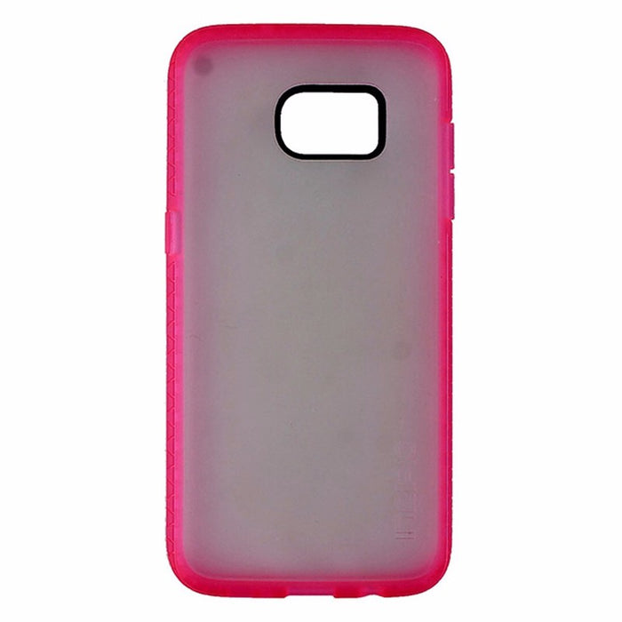 Incipio Octane Series Impact Case for Samsung Galaxy S7 Edge - Frost / Pink - Macs Plus More